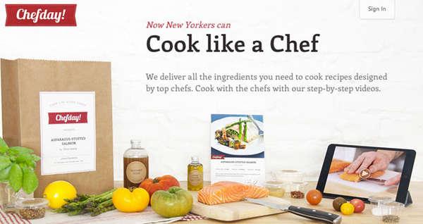 Recipe Ingredient Deliveries