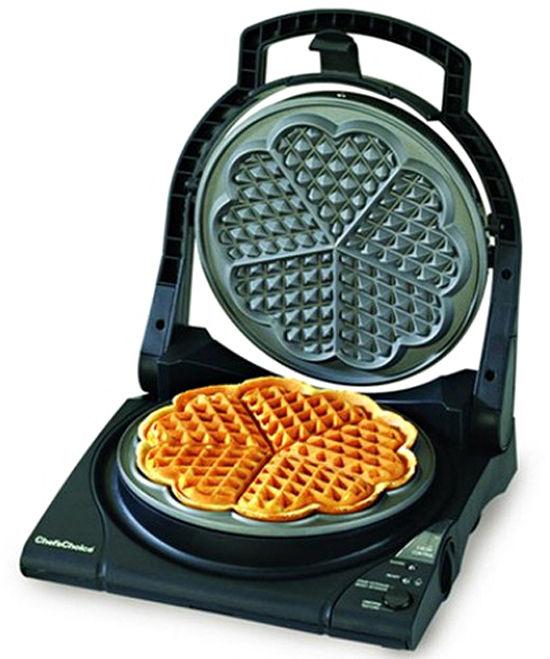 Heart-Shaped Waffle Makers