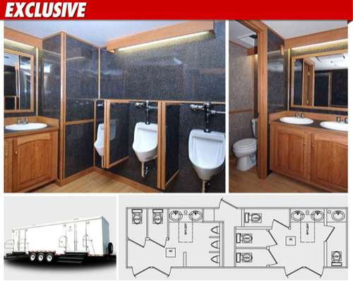 $15,000 Porta-Potties
