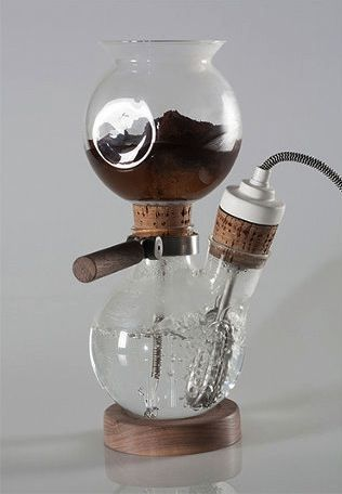 Old World-Inspired Coffee Makers