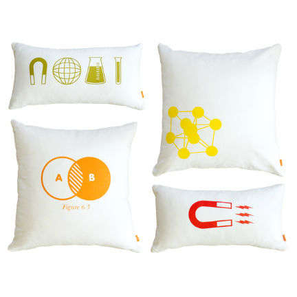 Plush Scientific Cushions