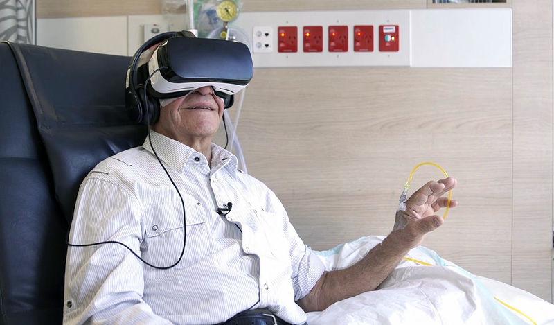VR Escapism Programs