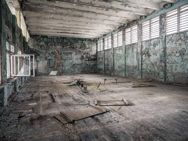 Radioactive Recovery Site Photos