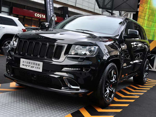 Blacke Edition SUVs