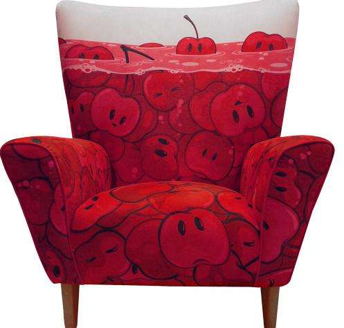 Fruity-Fun Furniture