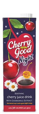 Evening Cherry Beverages
