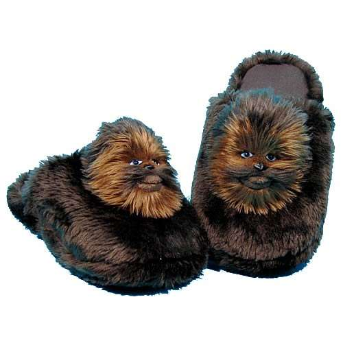 Wookie Warrior House Shoes