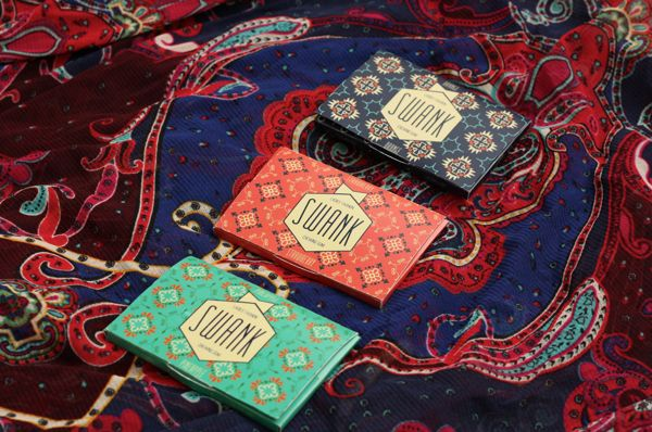 Patterned Gum Packaging