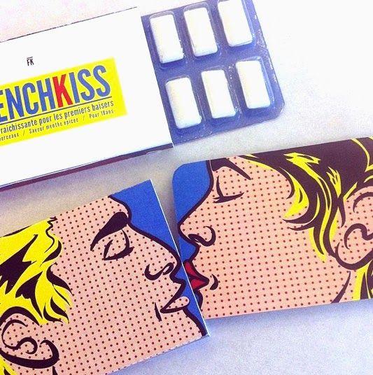 Romantic Gum Packaging