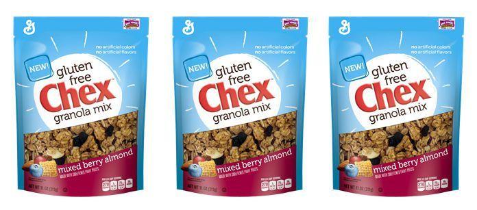 Gluten-Free Granola Mixes
