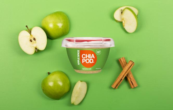 Dairy-Free Chia Puddings