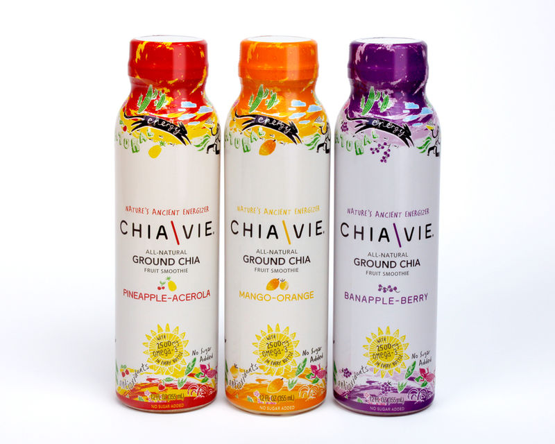 Chia Seed Beverages
