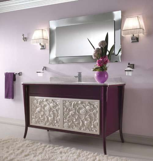 Chic Bathroom Vanities by Etrusca