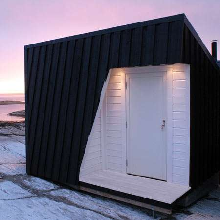 Chic Fishing Huts