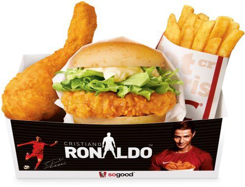Sports Star Chicken Meals