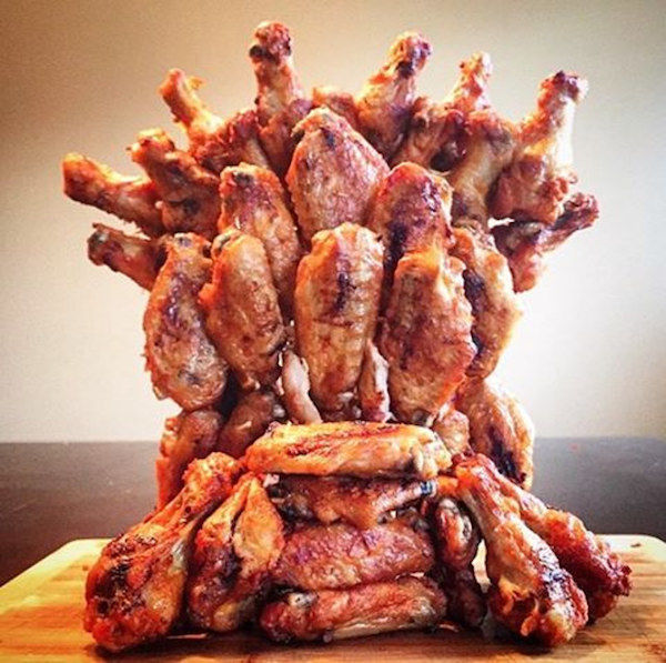 Fantasy Poultry Thrones