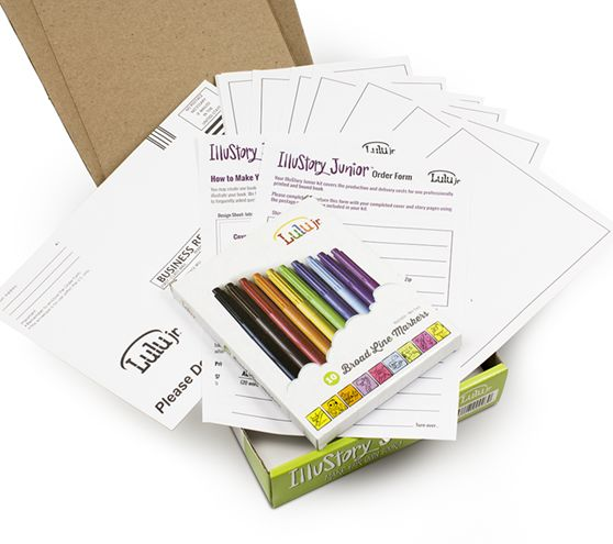 Child Author Kits