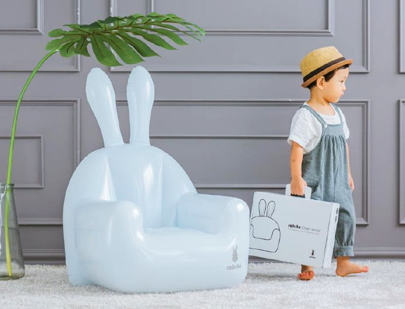 Animalistic Inflatable Furniture