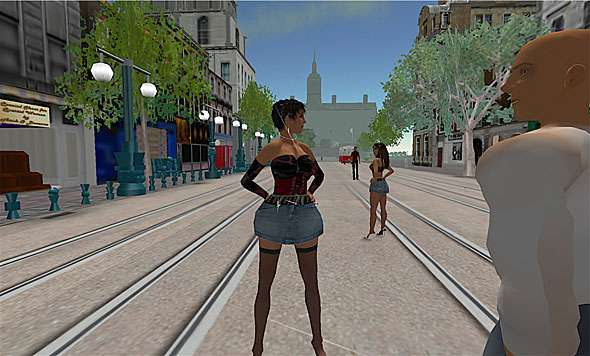 Child Porn Scandal in Second Life