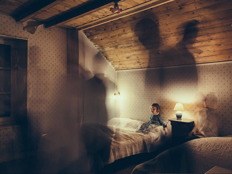 Childhood Fear Photography