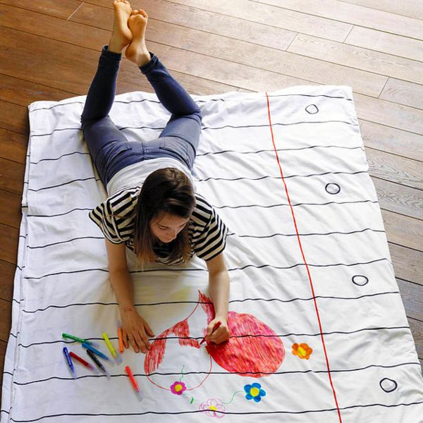 Big Idea-Doodling Blankets