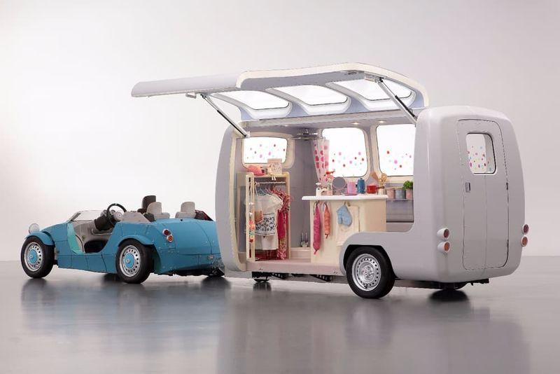 Child Car Trailer Concepts