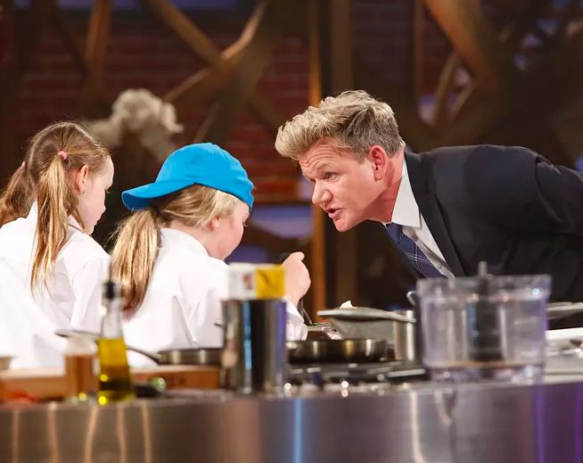 Competitive Children's Cooking Shows