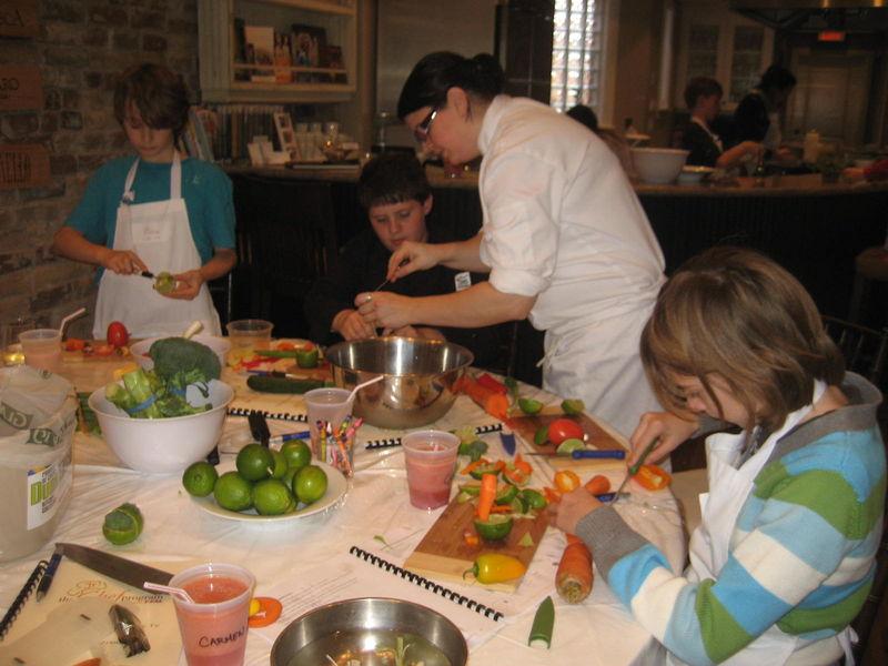 Children's Cooking Programs