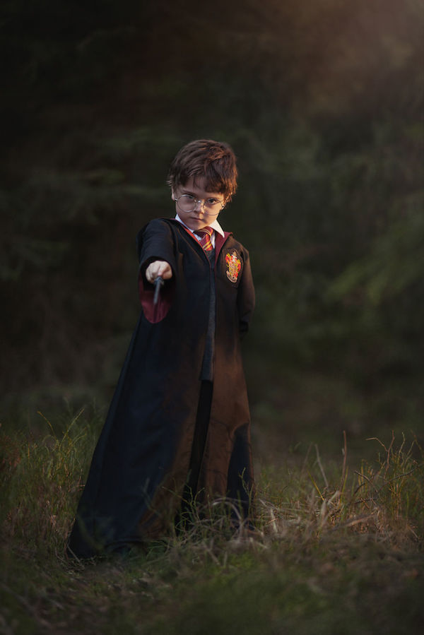 Film-Inspired Kid Costumes