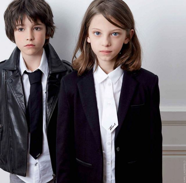 Children's Couture Collections