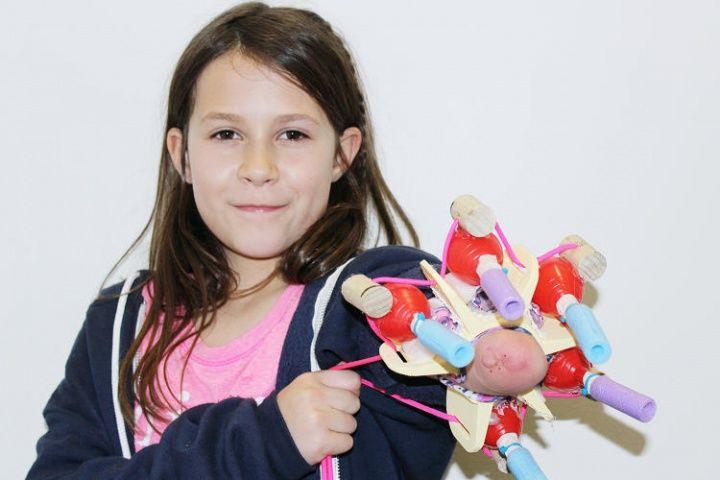 3D-Printed Children's Prosthetics