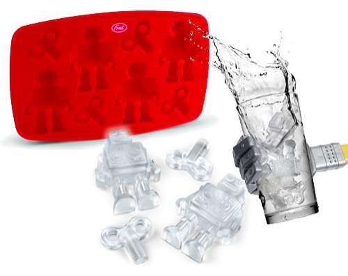 Chillbots Robot Ice Tray