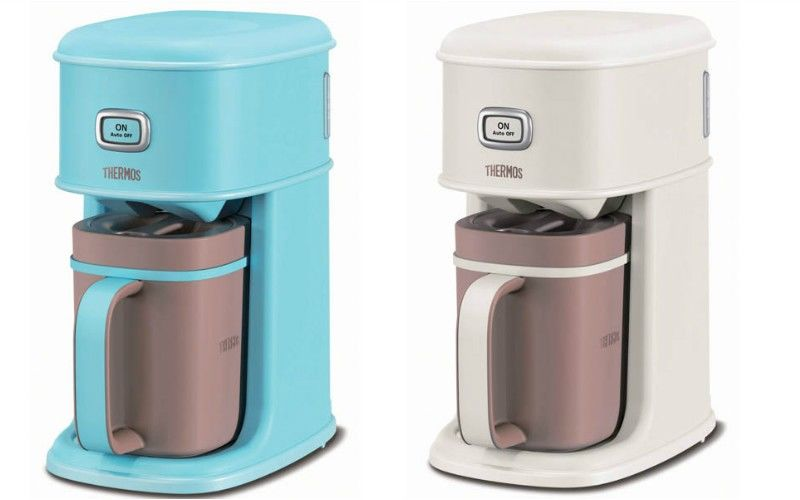 Simplistic Iced Coffee Makers