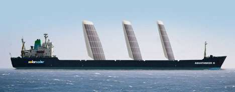 Solar-Powered Sails