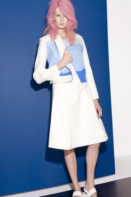 Elegant Seapunk Couture