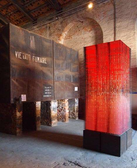 Chinese Pavilion at the Venice Biennale 2012