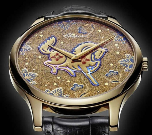Chinese Zodiac Honoring Timepieces