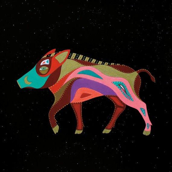 Vivid Astrology Artworks