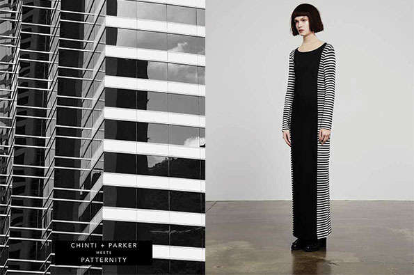 Architecturally Inspired Lookbooks