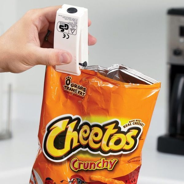 Snack Sac Staplers