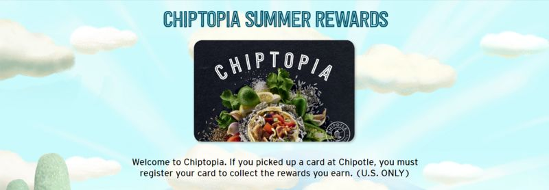 Rewarding Burrito Loyalty Programs