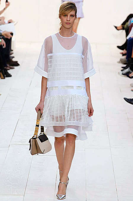 Chic Mesh Runways
