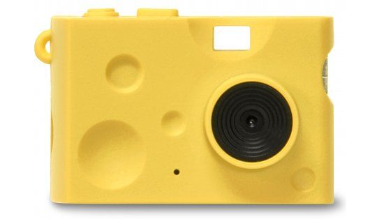 Tiny Cheese Cameras