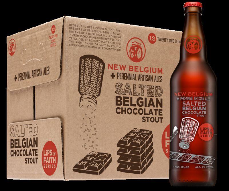 Savory Chocolate Beers