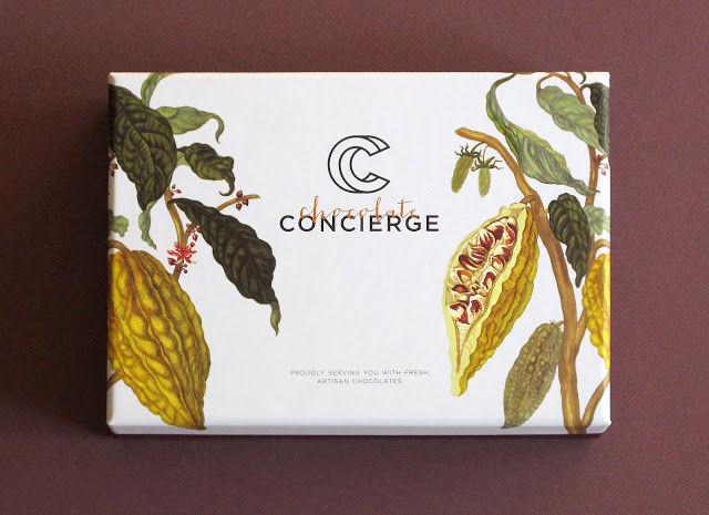 Artisan Chocolate Box Designs