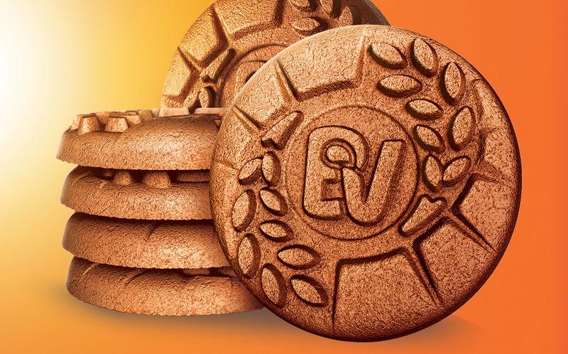3D Breakfast Biscuits