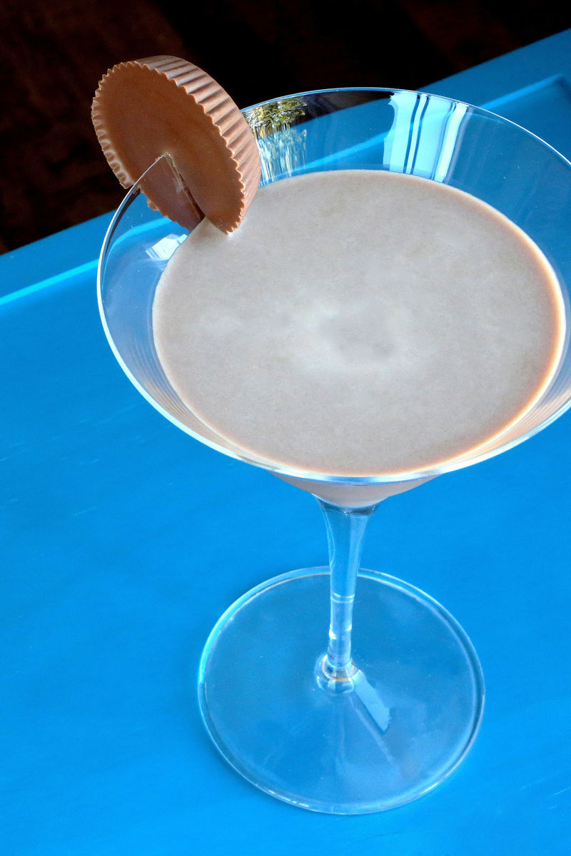 Peanut Butter Martinis