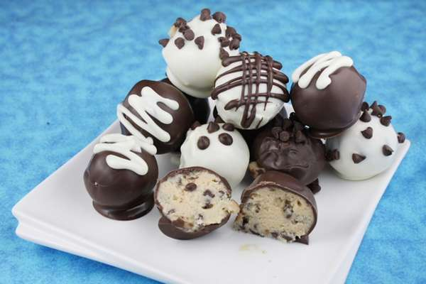 No-Bake Cookie Dough Treats