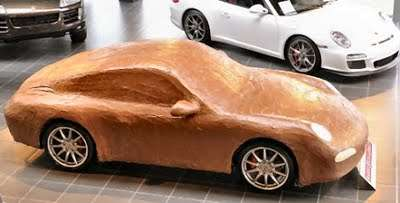 Chocolate-Covered Supercars