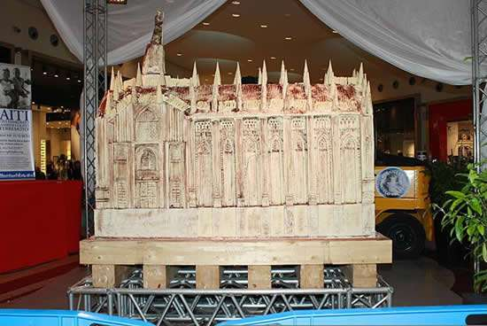 Colossal Chocolate Churches